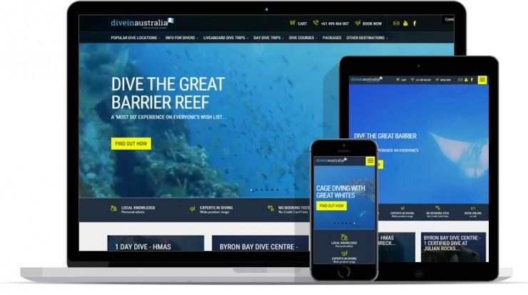 Dive in Australia